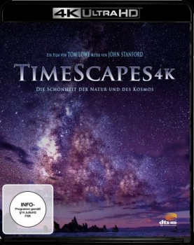 TimeScapes  (4K Ultra HD)