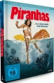 Piranhas - Limited Mediabook Edition  (DVD+blu-ray)