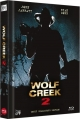 Wolf Creek 2 - Uncut Mediabook Edition  (blu-ray) (B)