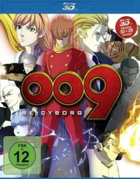 009 Re: Cyborg 3D  (3D blu-ray)