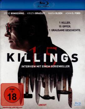 15 Killings  (blu-ray)