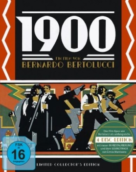 1900 - Limited Edition  (blu-ray)