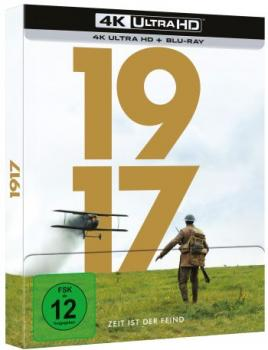 1917 - Limited Digibook Edition  (blu-ray+4K Ultra HD)