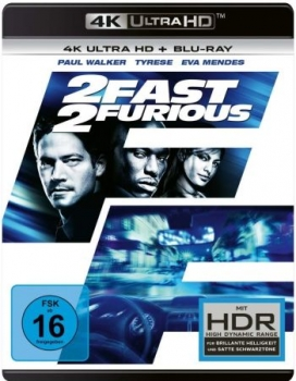 2 Fast 2 Furious (4K Ultra HD)