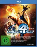 Fantastic Four  (blu-ray)