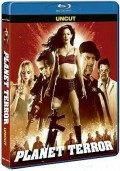 Planet Terror - Uncut Edition (blu-ray)