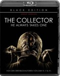 Collector, The - Black Uncut Edition  (blu-ray)