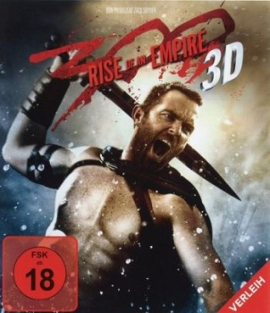 300 - Rise of an Empire 3D  (3D blu-ray)