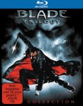 Blade Trilogy - Uncut Edition  (blu-ray)