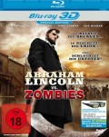 Abraham Lincoln vs. Zombies 3D  (3D blu-ray)