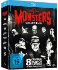 Monsters Collection  (blu-ray)