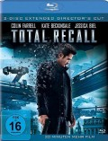 Total Recall - Extended Directors Cut (2012)  (blu-ray)