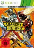 Anarchy Reigns - Limited Edition  (Xbox360)