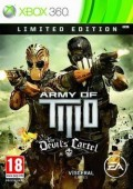 Army of Two: The Devils Cartel Overkill - Uncut Edition  (Xbox36