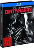 Dirty Harry Collection - Uncut (blu-ray)