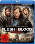 Flesh + Blood - Fleisch und Blut - Uncut Edition  (blu-ray)