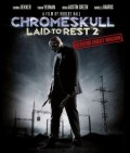 Chromeskull - Laid to Rest 2 - Uncut Edition  (blu-ray)