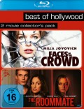 Faces in the Crowd / The Roommate  (blu-ray)