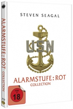 Alarmstufe Rot 1+2 - Uncut Mediabook Collection  (blu-ray) (Cover Weiss)