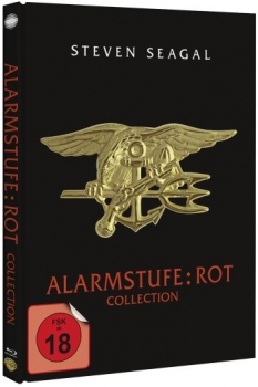 Alarmstufe Rot 1+2 - Uncut Mediabook Collection  (DVD+blu-ray) (Cover Schwarz)