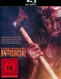 Antisocial - Alles andere als ein normaler Virus! (blu-ray)