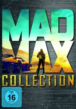 Mad Max Collection  (blu-ray)