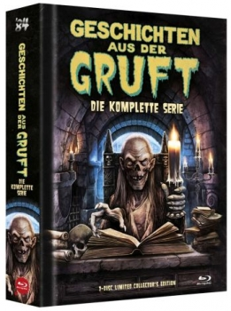 Geschichten aus der Gruft - Tales from the Crypt - Uncut Mediabook Edition  (blu-ray) (B)