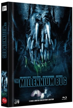 Millennium Bug, The - Uncut Mediabook Edition  (DVD+blu-ray) (A)
