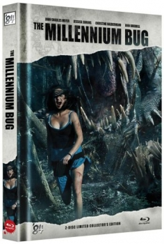 Millennium Bug, The - Uncut Mediabook Edition  (DVD+blu-ray) (B)