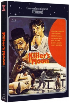 Killers Moon - Eurocult Mediabook Collection  (DVD+bluray) (A)
