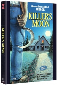 Killers Moon - Eurocult Mediabook Collection  (DVD+bluray) (B)