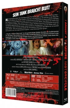 I Bought a Vampire Motorcycle - Uncut Mediabook Edition (DVD+blu-ray) (C)