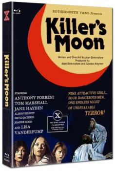 Killers Moon - Eurocult Mediabook Collection  (DVD+bluray) (C)