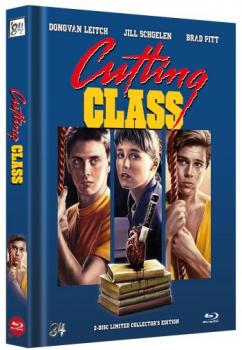 Todesparty 2, Die - Cutting Class - Uncut Mediabook Edition  (DVD+blu-ray) (C)