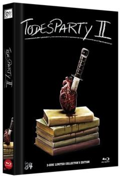 Todesparty 2, Die - Cutting Class - Uncut Mediabook Edition  (DVD+blu-ray) (E)