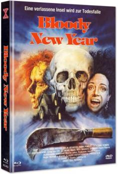 Bloody New Year - Uncut Eurocult Mediabook Collection  (DVD+blu-ray) (A)