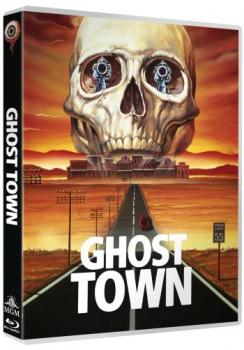 Ghost Town - Uncut Edition  (DVD+blu-ray)