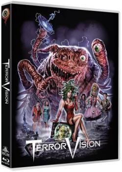 Terror Vision - Uncut Edition  (DVD+blu-ray)