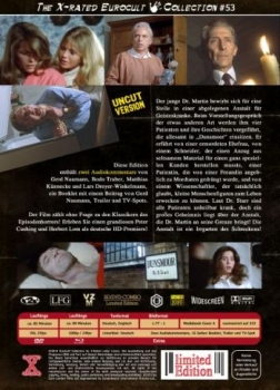 Asylum - Eurocult Mediabook Collection  (DVD+blu-ray) (A)