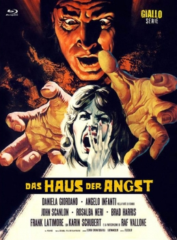 Haus der Angst - Eurocult Mediabook Collection (DVD+blu-ray) (A)