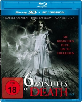 6 Minutes of Death 3D  (3D blu-ray)