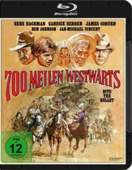 700 Meilen westwärts - Bite the Bullet - (blu-ray)