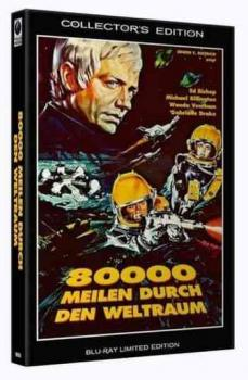 80000 Meilen durch den Weltraum - Limited Hartbox Edition  (blu-ray)