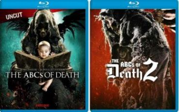 ABCs of Death 1&2, The - Uncut Edition (blu-ray)