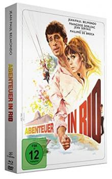 Abenteuer in Rio - Limited Mediabook Edition (DVD+blu-ray)
