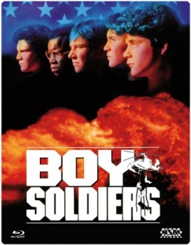 Boy Soldiers - Uncut 3D Futurepak (blu-ray)