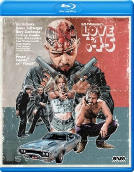Love & A .45 - Uncut Edition  (blu-ray)