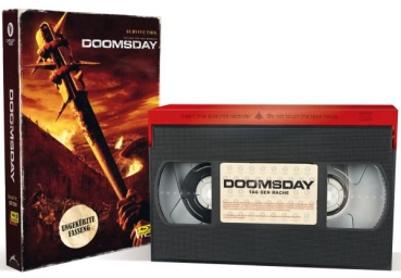 Doomsday - Tag der Rache - Uncut VHS Design Edition  (blu-ray)