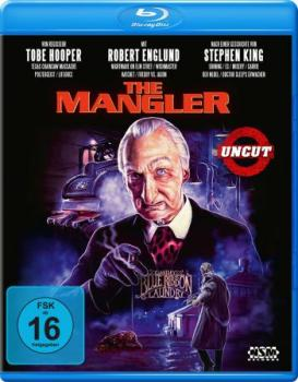 Mangler, The - Uncut Edition  (blu-ray)