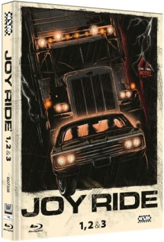 Joy Ride 1-3 - Uncut Mediabook Edition  (blu-ray) (A)